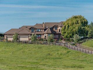 Sonoma County Wine Country Estate