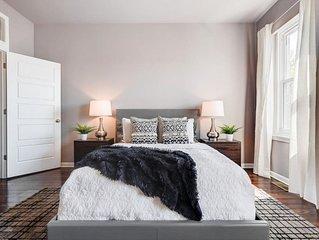 Luxury Downtown Princeton Oasis