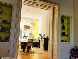 Heart of Scheveningen. Charming and design Dutch house. 5 mn from the see.