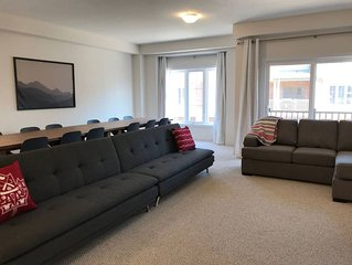 Luxurious Brand New Four Bedroom Townhouse