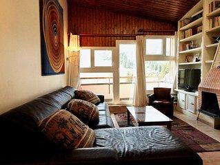 Tres bel appartement situe dans un quartier calme a 300m du centre station 8 cou