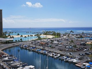 Oceanfront corner unit with direct view of Fireworks on Fridays!  View View View