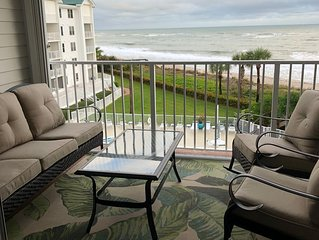 Beautiful Oceanfront Condo