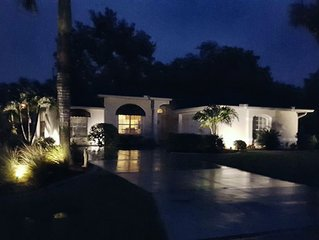 Wonderful Home with HEATED Spa and Pool in quite neighborhood