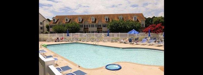 Pool #2 - Lots of sun
