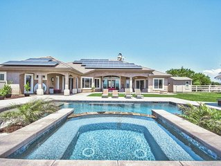 Hill Top Estate In The Heart Of The Wine Country W/incredible Views!!