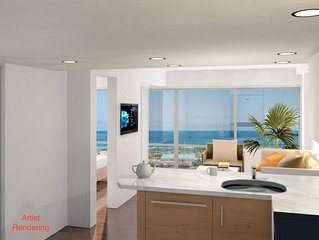 New Upscale Ilikai  Condo w/ Unobstructed Ocean Views