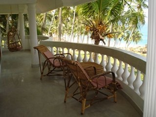 Beach front apartments with stunning views and spacious accommodation
