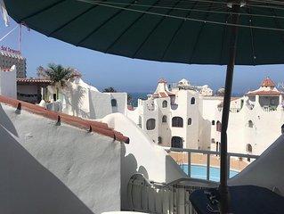 Wonderful White appartament in Los Tortugas
