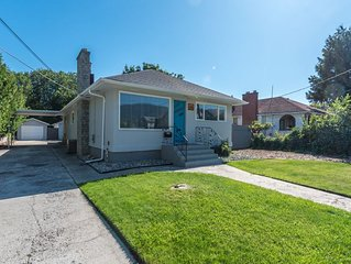 Retreat by the Beach - Family Friendly House with Great Backyard!