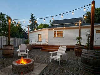 Savor the Magic of Oregon Wine Country at a 1910 Bungalow
