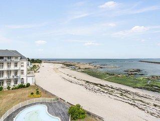 Residence Saint Goustan - Maeva Particuliers - Studio 4 personnes Budget vue mer