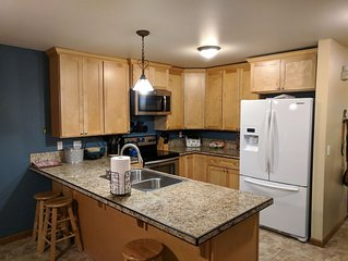 In-Town Condo, Dog Friendly, Ground Level, Recently Remodeled