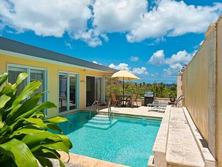 Serenity - Private Caribbean-Style Pool Villa:  $250/ nt. or Less!