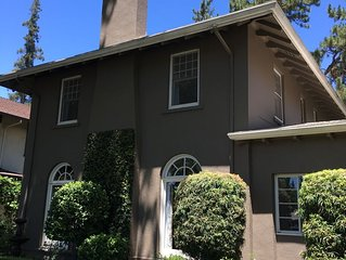 Stunning, Large, Beautifully Decorated Home in Downtown Lodi with Spa Amenities