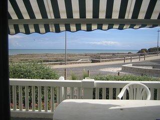 Belle maison face mer