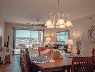 LAKE VIEW!!!!  Downtown location at Vista West Villas!