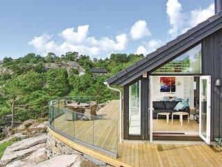 4 Zimmer Unterkunft in Søgne