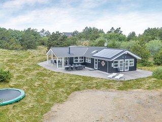 5 Zimmer Unterkunft in Vejers Strand