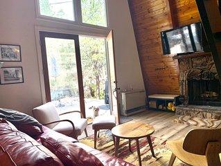 Cozy Danish Hygge Cabin