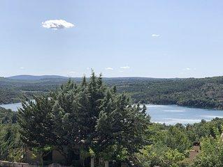 Studio vue lac gorges du verdon
