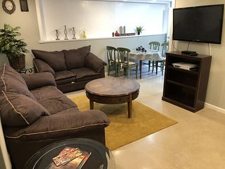 Great Location, Newly Renovated Modern With Parking