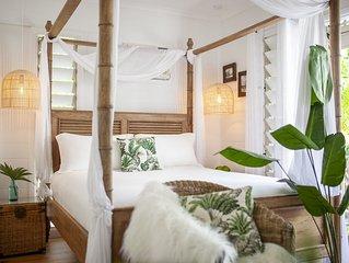 3 Bedroom Tropical Cottage in Port Douglas,Pandanus Cottage 5 Fullmoon Terraces
