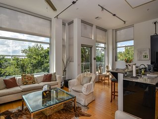 Elegant, Modern, near Downtown Condo