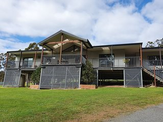 The Honey Possum - Amongst the Karri Forrest  - Sleeps 10 (9 adults)