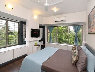 Cozy 2BHK in Union Park * Bandra/Khar