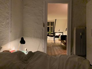 1 room in 3-room apt in the heart of laidback Nørrebro by the Lakes