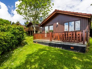 L5 - Percuil Lodge, Situated in Portscatho, Cornwall