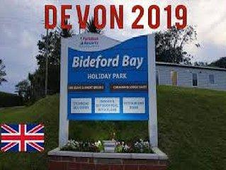 Delightful Caravan at Bideford Bay Holiday Park