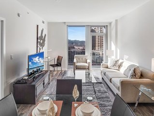 Brand New! Luxury One Bedroom Apartment in Crystal City