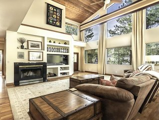 Flagstaff TreeHaus: Spring Haven $195 - 2,700 sf Home - Continental Country Club