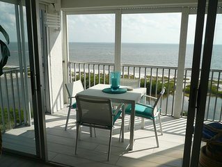 Sun Caper 702, 2 Bedroom ,Paradise End Unit Gulf Front, Fort Myers Beach