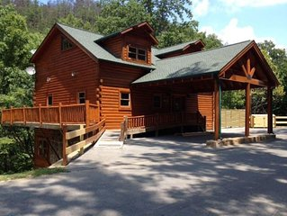 Weekday Special, 6 bed/7 bath, handicap lift, theater, gmrm, playground