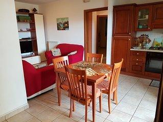 Appartamento  vacanza mq 90 con giardino mq 220 e posto auto a Tortoreto Lidoto