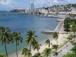 CAMARI en Martinique point de départ des vacances