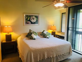 Upgraded condominium with everything you need for the perfect Hawaiian vacation