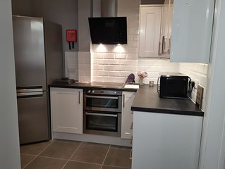 Brand NEW - 1 Bedroom apartment, close to the city centre.
