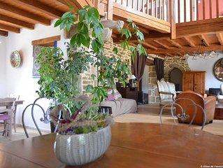 Grande maison de tisserand entièrement rénovée TY  KERGORRE