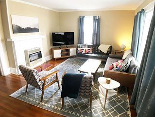 Bungalow on Wiseman 3BR & 2BA - Heart of NRG