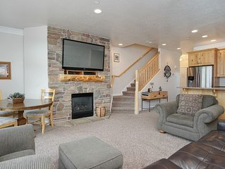 Lakeside Unit 18-Closest lodging to Snowbasin- discount lift tickets, sleeps 6