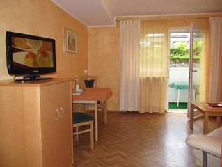 Geräumige Soutterrain-Appartement in Bad Füssing mit überdachter Terasse