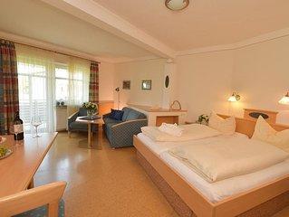 Allergikergerechtes 1-Raum-Appartement im renomierten Kurort Bad Füssing