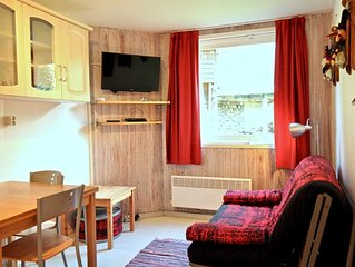 Little 2 rooms 4 persons ideal for a family of 4 p