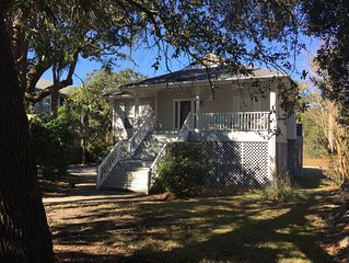 Beautiful, Private Home! Enjoy the Peace and Quiet.  One block to beach