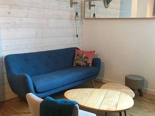 Appartement rénové Luz Saint Sauveur
