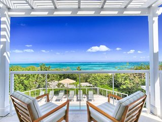 Must See! Luxurious Oceanfront Villa w/ Private Pool